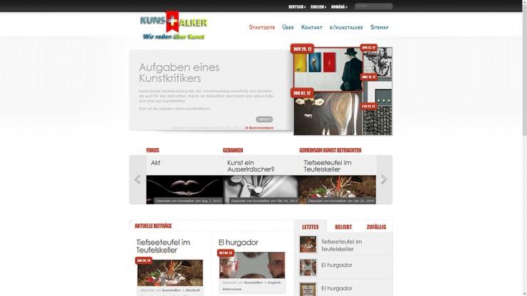 Kunstalker & Home